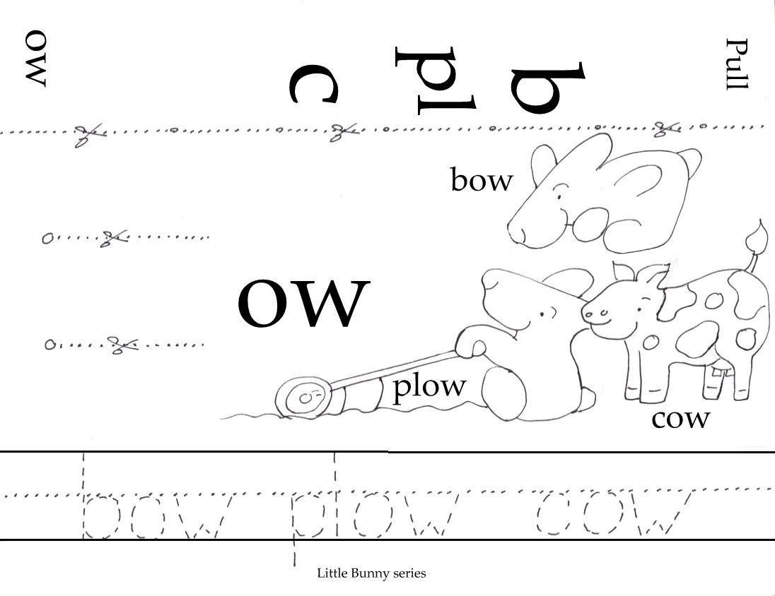 ow(ou) Phonogram PDF