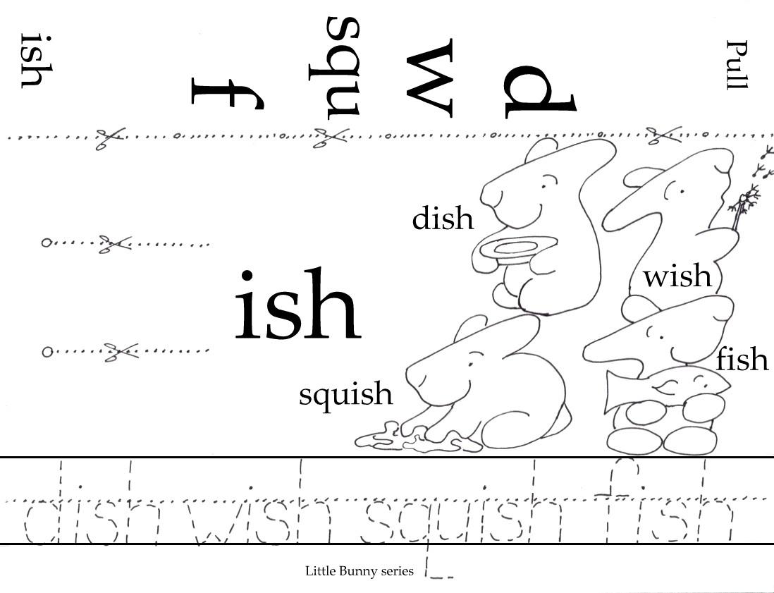 ish Phonogram PDF