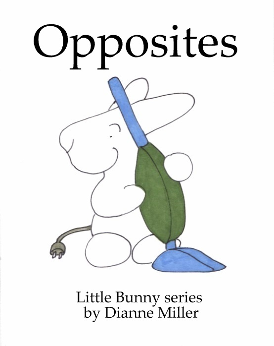 Click on the  Opposites  cover above to purchase the eBook.