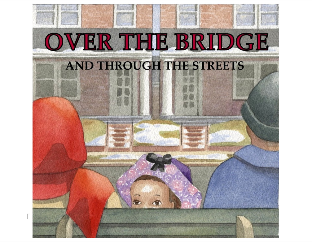 Over the Bridge and Through the Streets is a contemporary retelling of the traditional Thanksgiving song, Over the River and Through the Woods. A young girl experiences anticipation and excitement on a bus ride to visit her grandmother for Thanksgiving. Available for FREE Nov. 21st to 25th on Kindle. HAPPY THANKSGIVING!.   https://www.amazon.com/Bridge-Through-Streets-…/…/B00O076MV0   FREE KINDLE READING APP AVAILABLE HERE: https://www.amazon.com/…/kcp-landing-p…/ref=kcp_ipad_mkt_lnd   Instructions on how to download a book to your phone here: http://www.littlebunnyseries.com/how-to-read-a-little-bunn…/