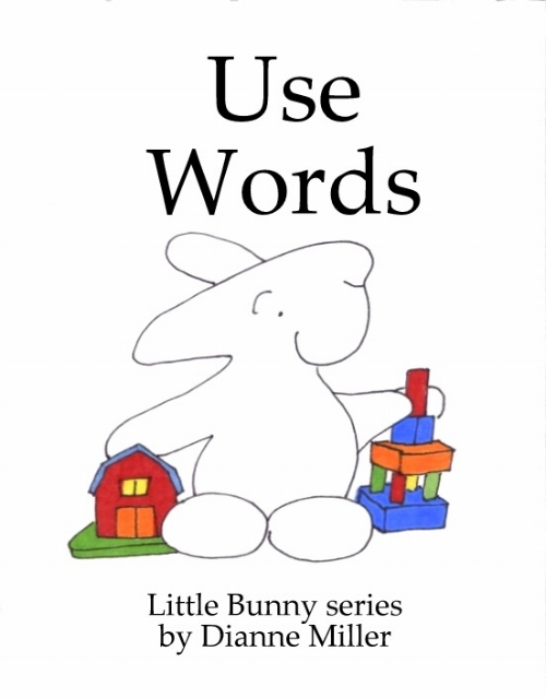 Click on the above  Use Words  cover to purchase the eBook.