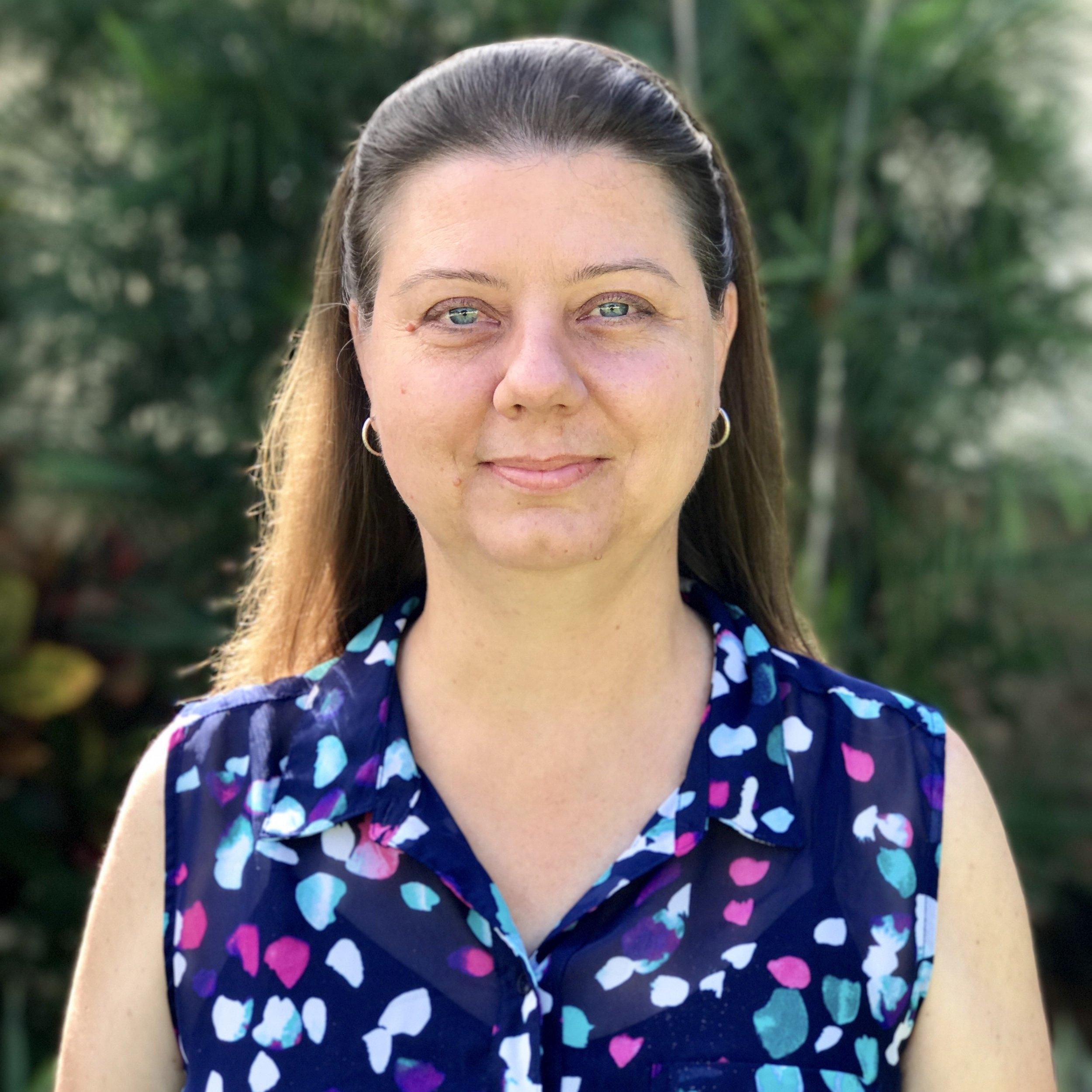 Tina Schantzen - Children's Ministry Director