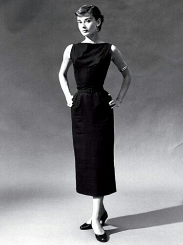 Neither Audrey, nor Balenciaga, will ever look dated. (Anyone who thinks otherwise is wrong)