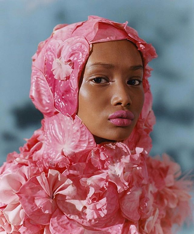 🌸WOW🌸 photo via @tylersphotos for @voguemagazine April 2019