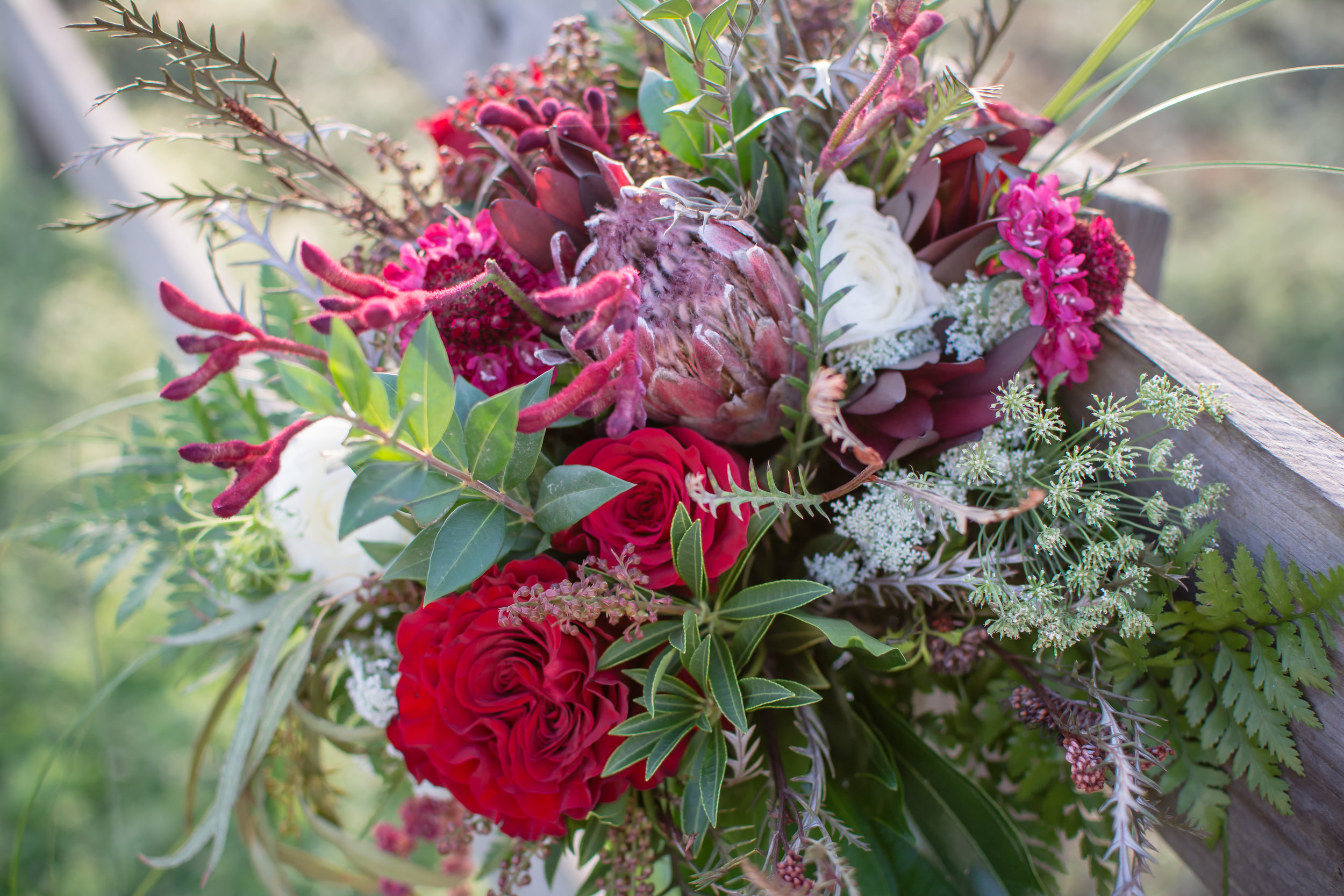 Beautifully designed bouquet by The Flower Studio in Altamonte Springs, FL