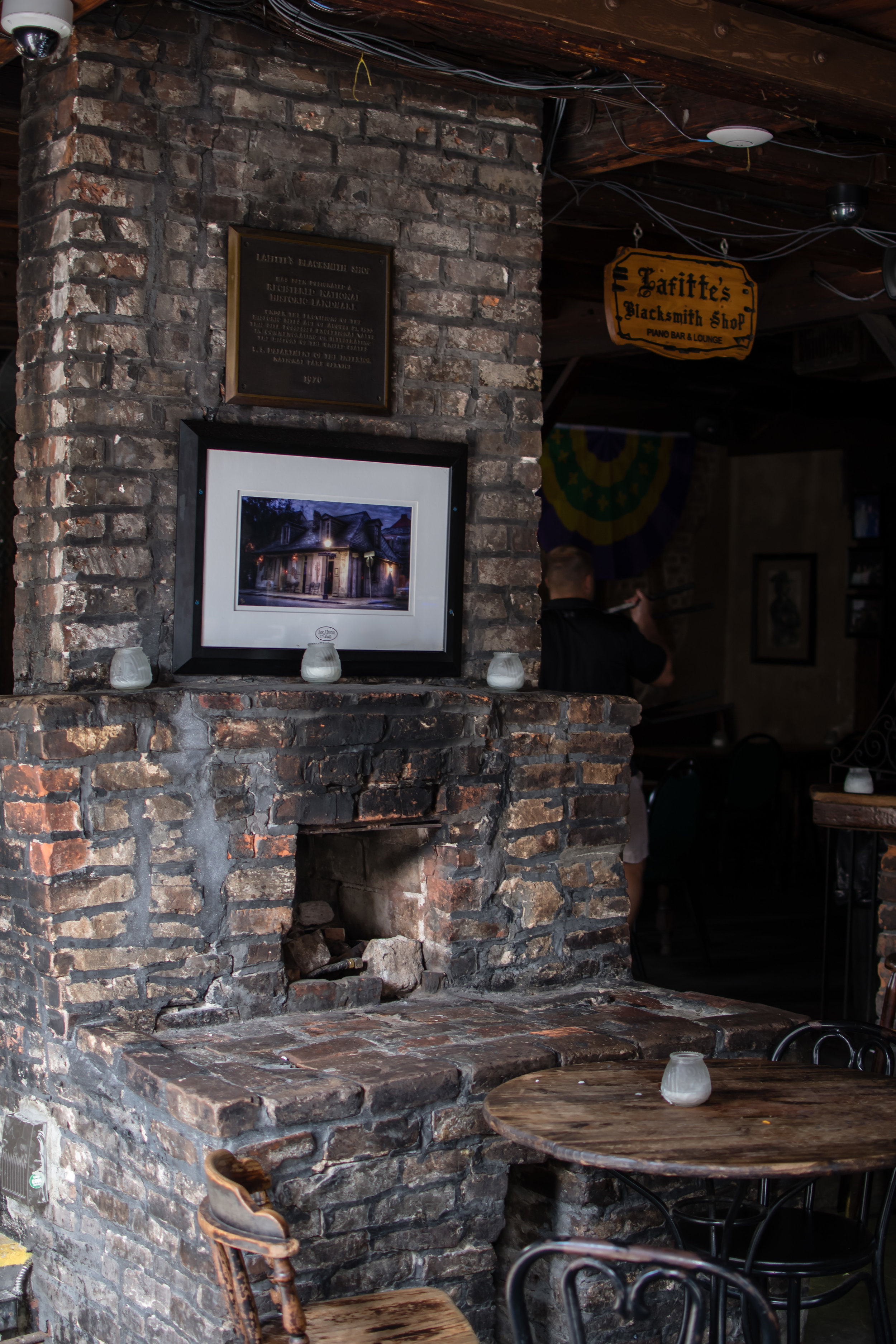 The Oldest Bar in America, New Orleans