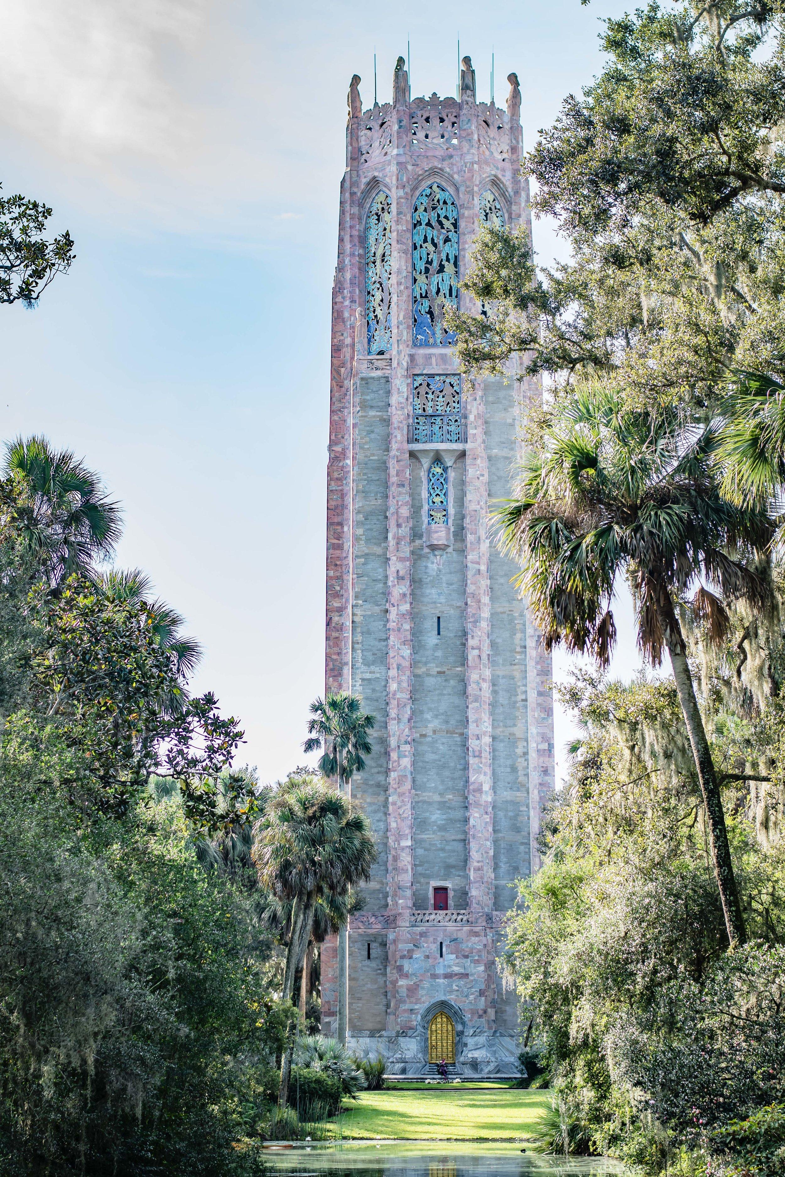 The Singing Tower at Bok Tower Gardens Yanitza Ninett Photography