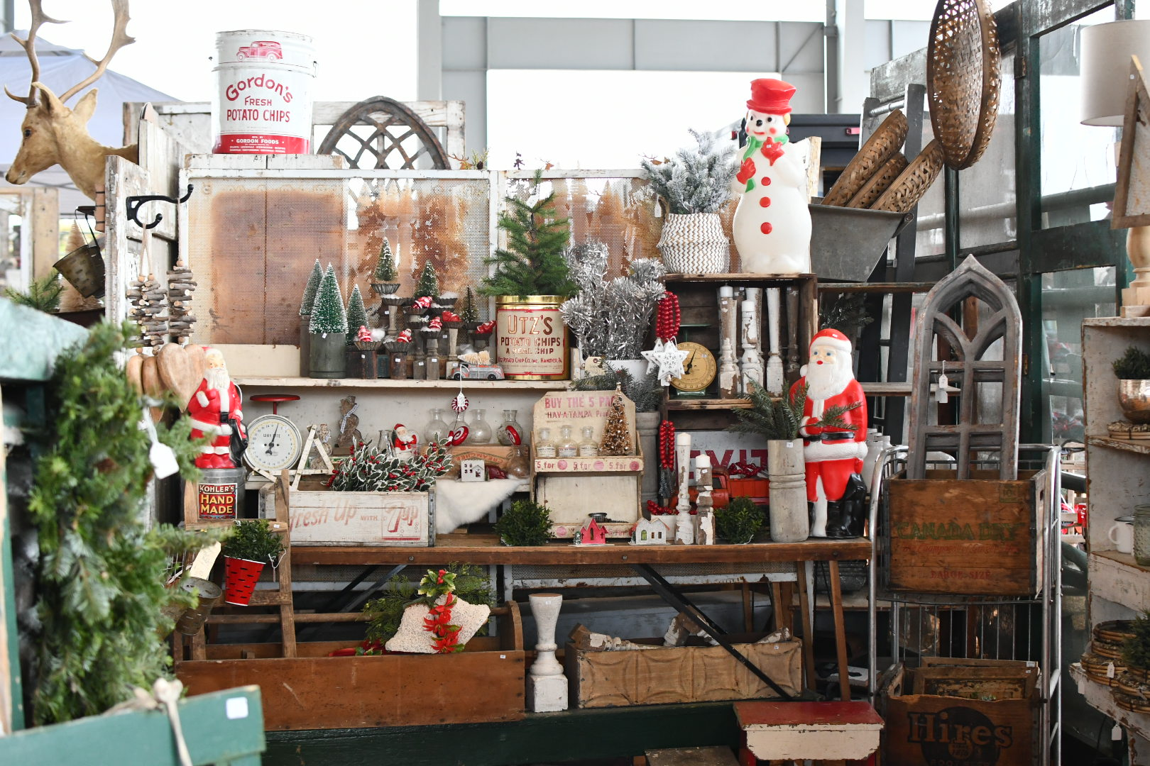 vintage inspired Christmas items Yanitza Ninett photography