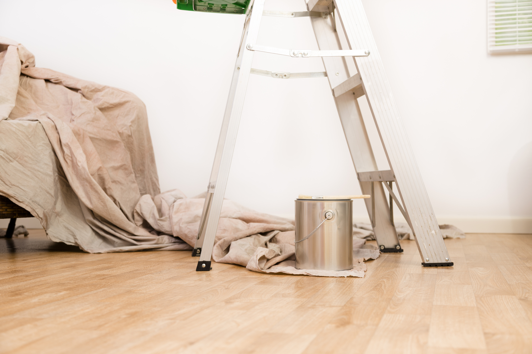 preparing your washington dc home for painting with a professional painting company