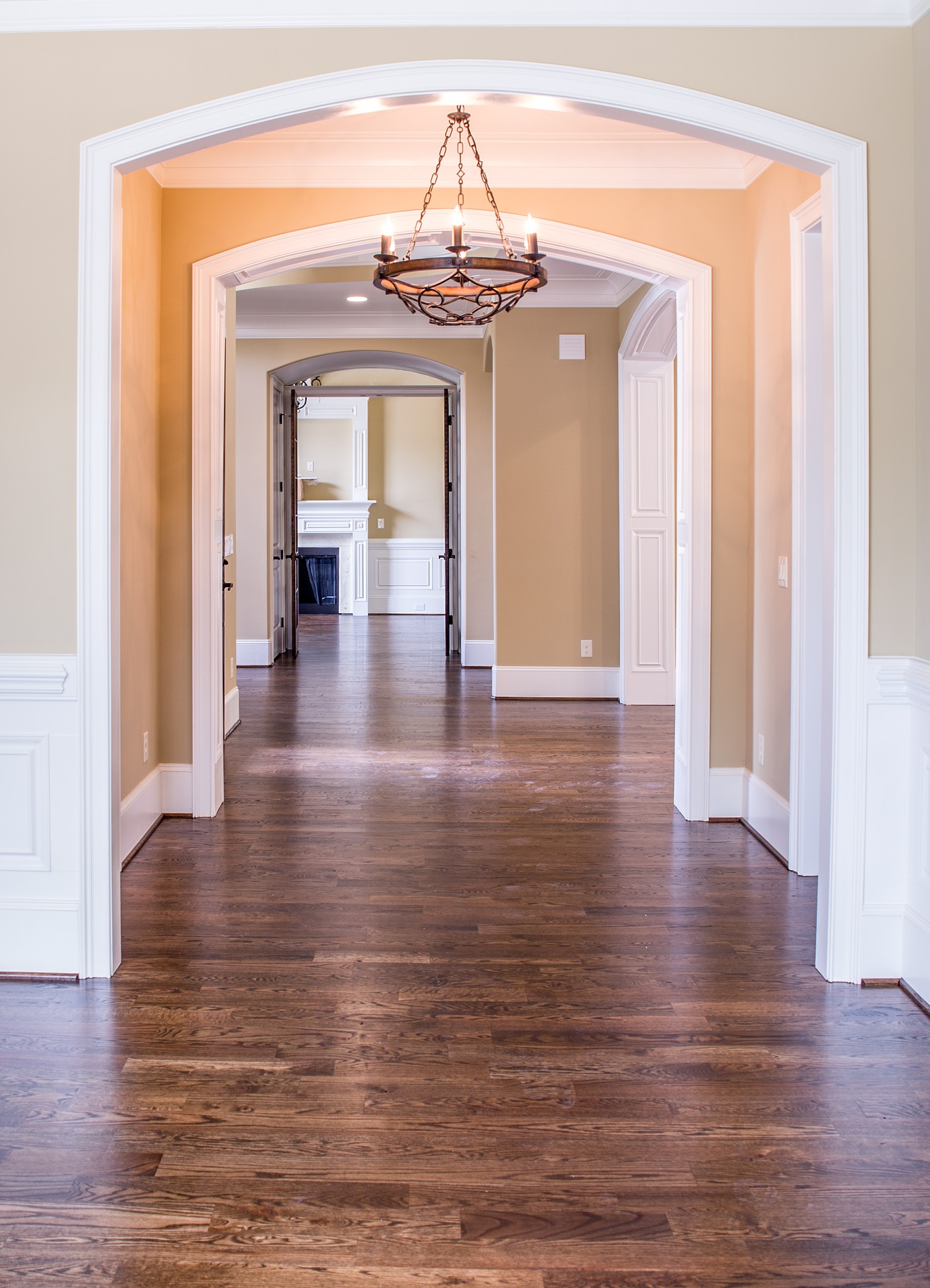 Choosing Color and Finish for Your Trim Washington DC