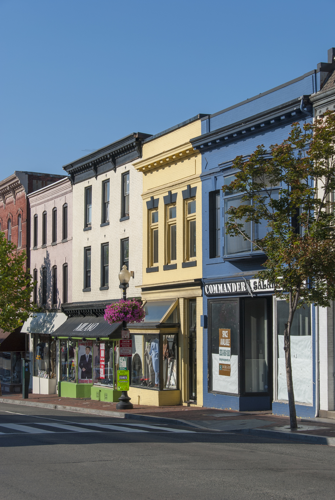 Commercial Painting: 6 Differences Great Painting Can Make for your Woodley Park Washington DC Business