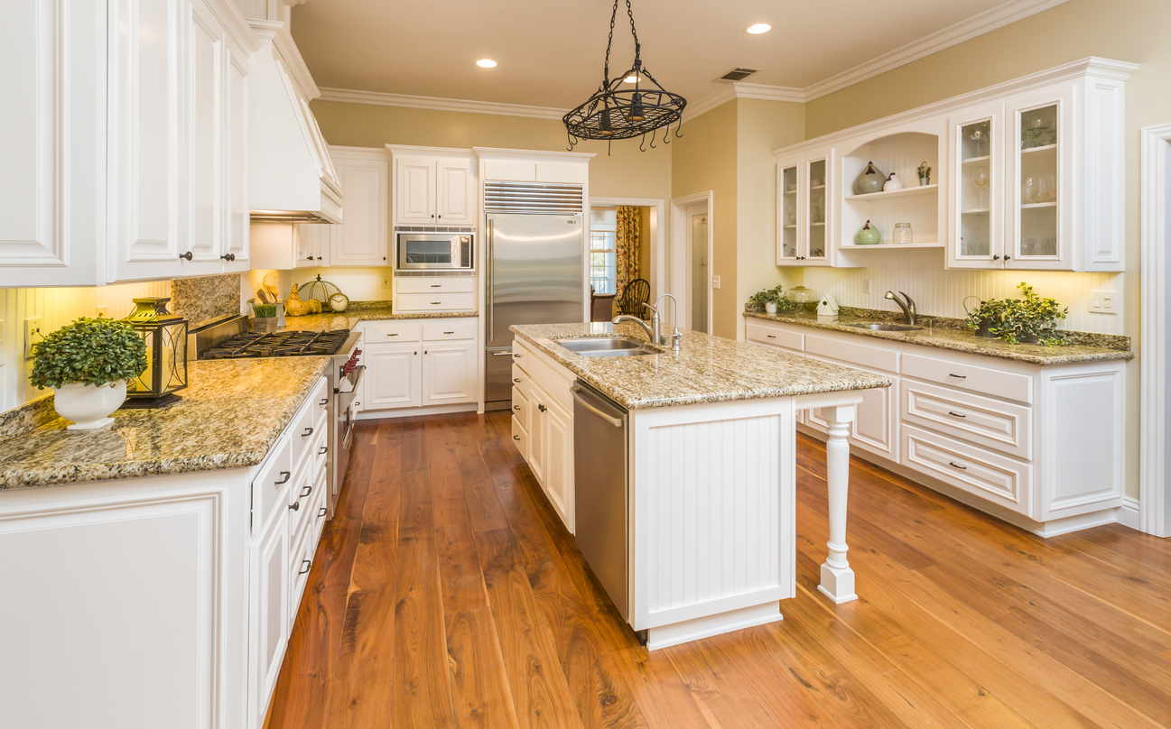 4 Kitchen Painting Tips from a Professional Woodley Park Home Painting Company