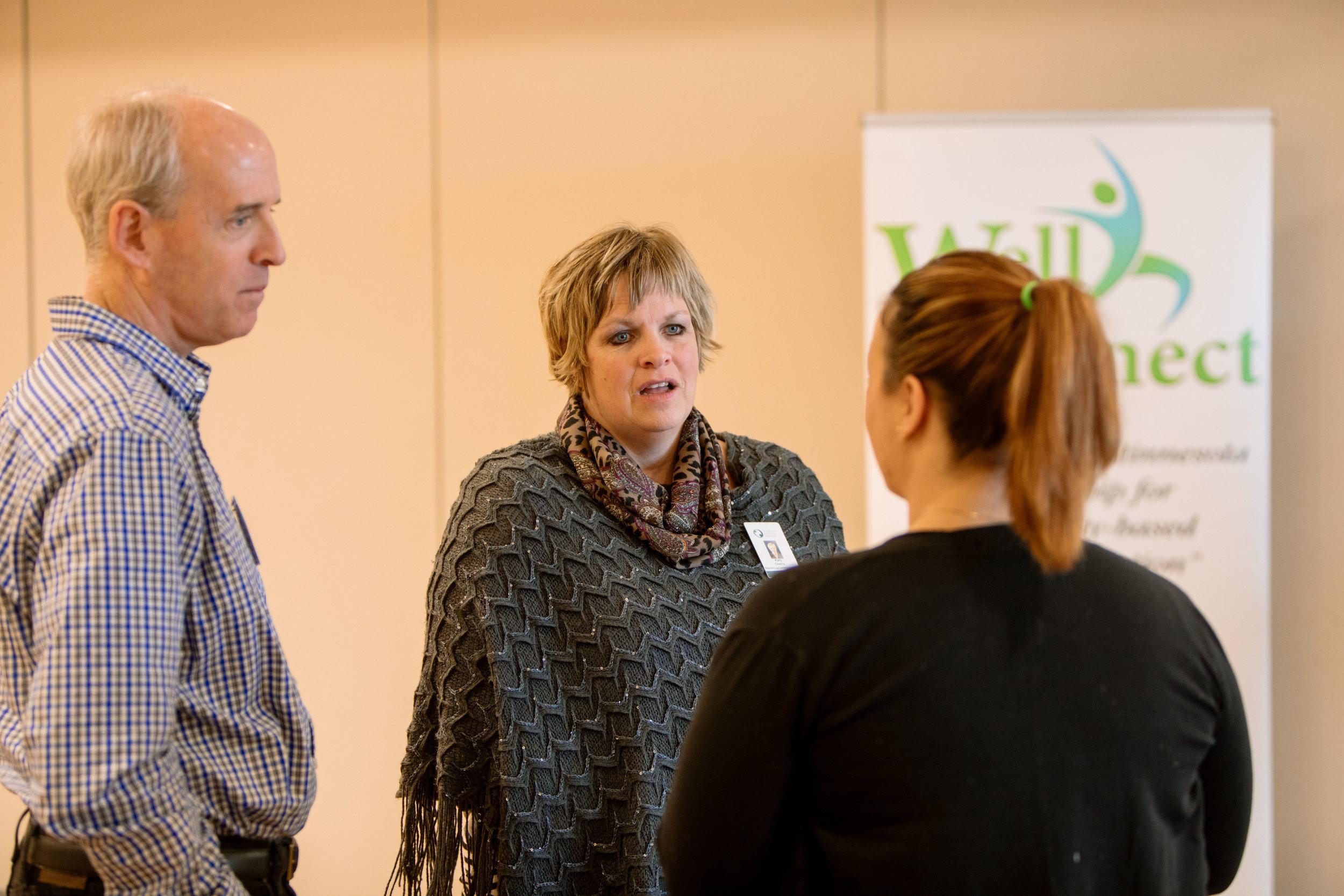 2017 Fall Prevention Program Leader Retreat