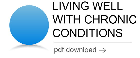 Living Well With Chronic Condition