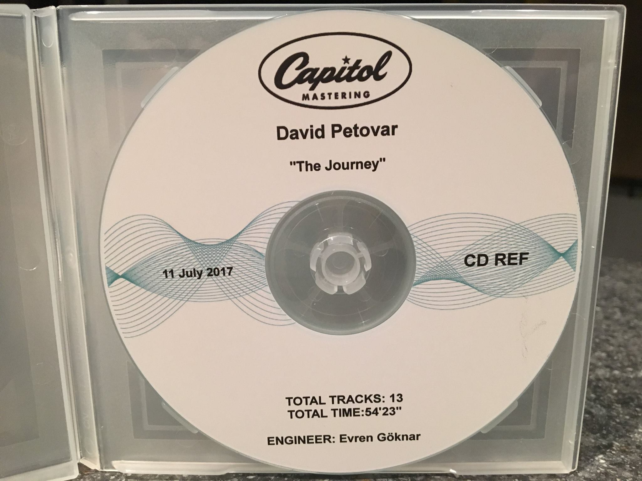 The songs range from soft rock , folk rock , country rock, alt rock, pop rock to hard rock. It's Folk without the flowers, Country without the horse, Rock without the screaming.  -DJP  That's one full CD!  -SK