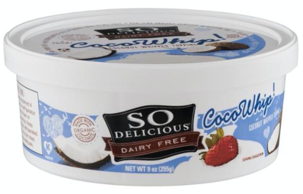 dairy free, soy free, gluten free