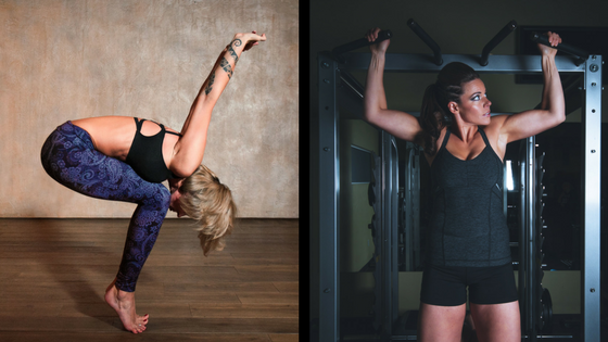 Yoga Vs Weight Training Elite Core Fitness