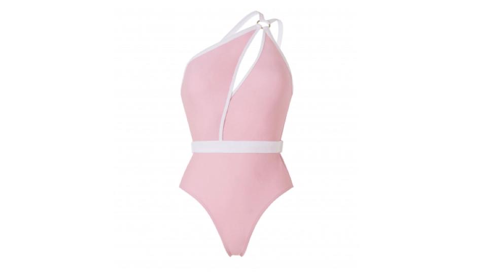 Grace Swimsuit by Alexandra Miro, £190 at    Harvey Nichols