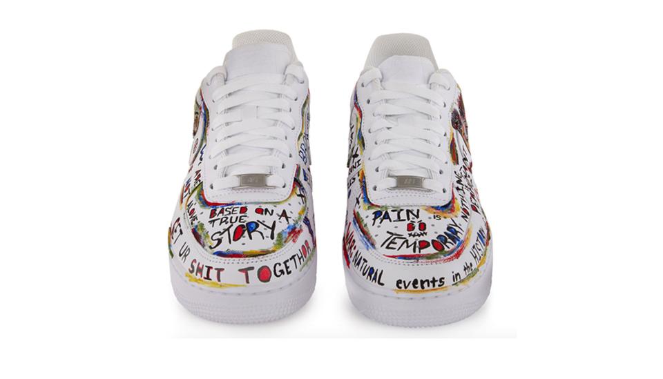 Art Nike Force, £200 at    Marr LDN