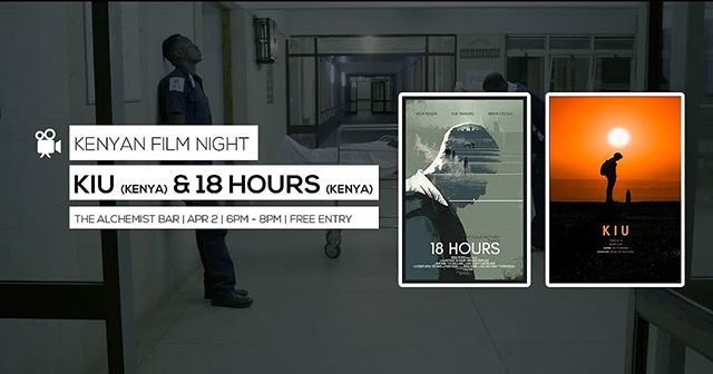 Join us later today for the screening of #18hoursfilm. Entry = FREE.