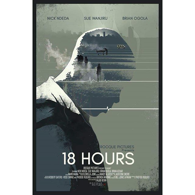 The official poster for #18hoursFilm is here!