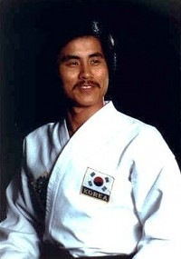 8th Degree Black Belt Grandmaster Jung Woo Suh