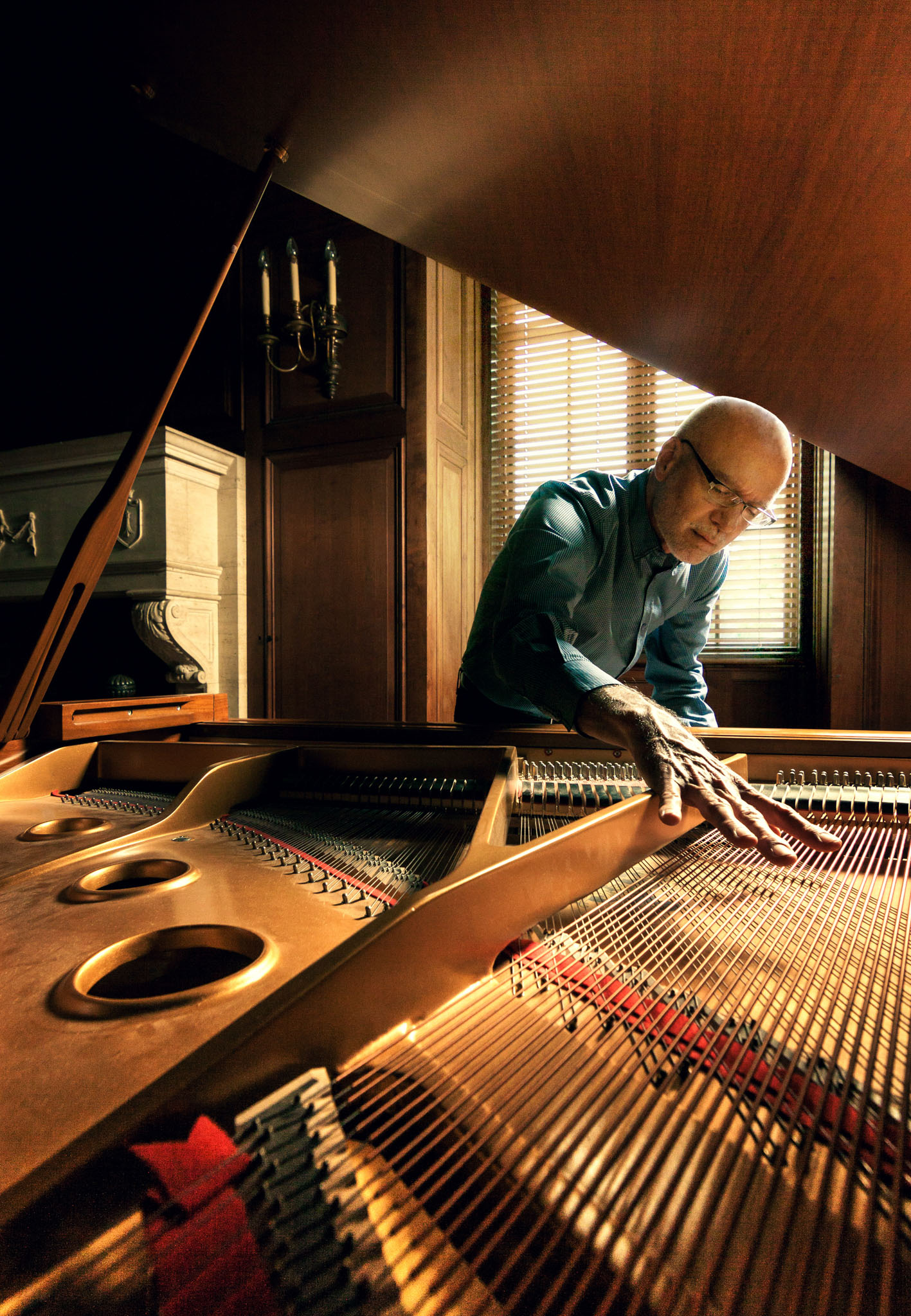 Pianist Steve Miles