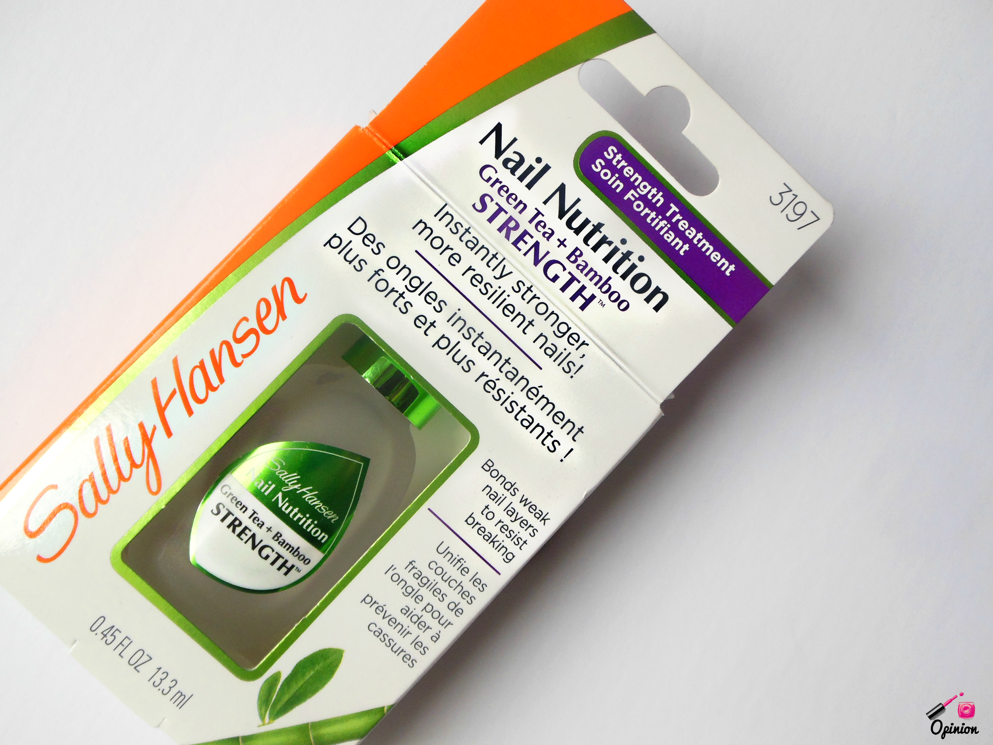 Do YOU want to know Nail Nutrition by Sally Hansen is worth the money? Click here to find out more!