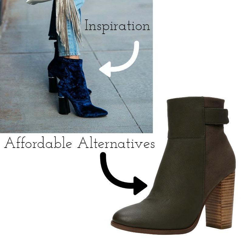 Inspiration Source:   BLOGLOVIN'   Affordable Source :    CallItSpring $79.99