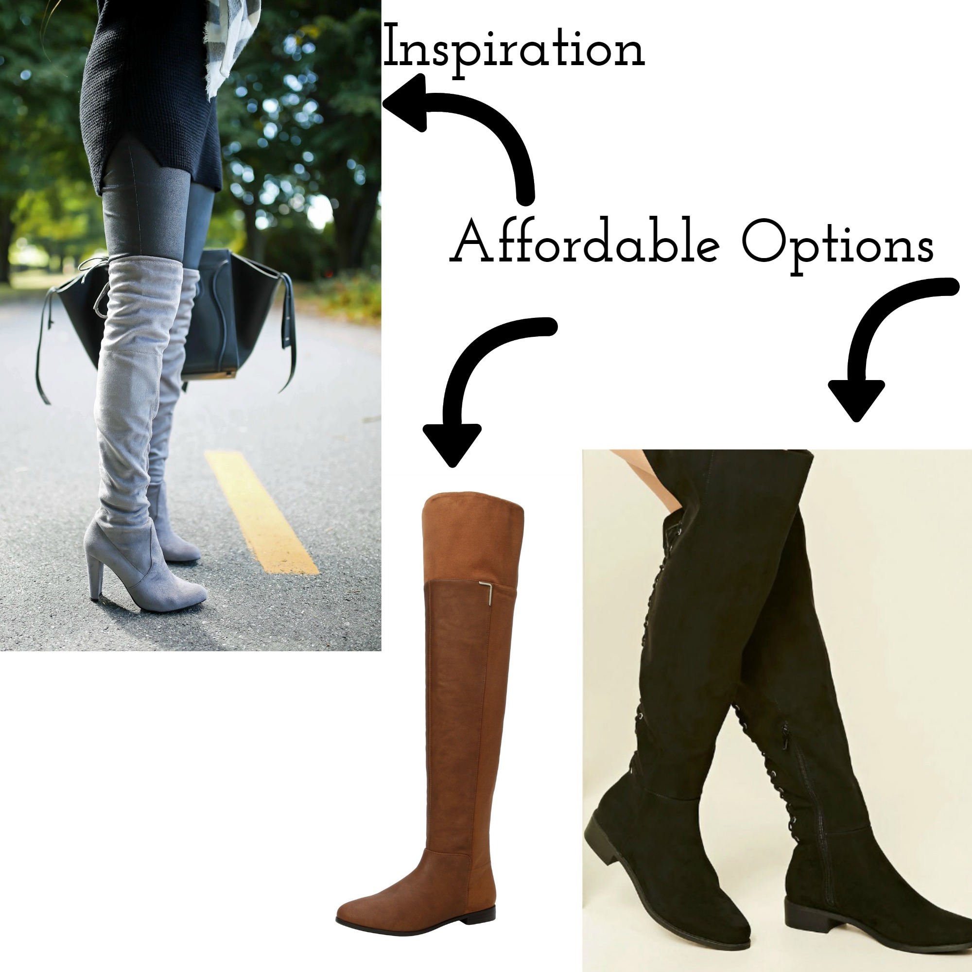 Inspiration   Source  Affordable Pieces:  Left Boot  |  Right Boot