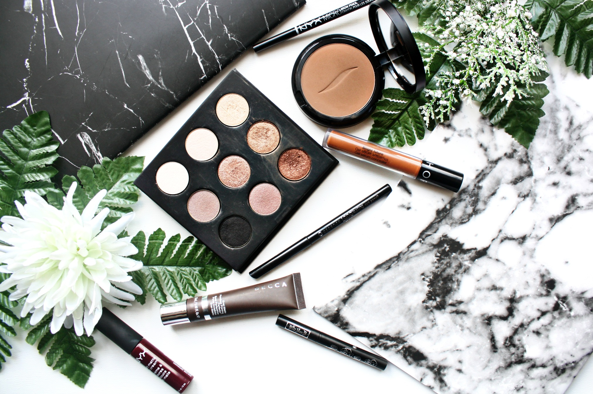 This week I'm talking about my top eight make up items since starting my beauty journey!! PLUS the beauty bits I want NEXT!! Click here and read on!