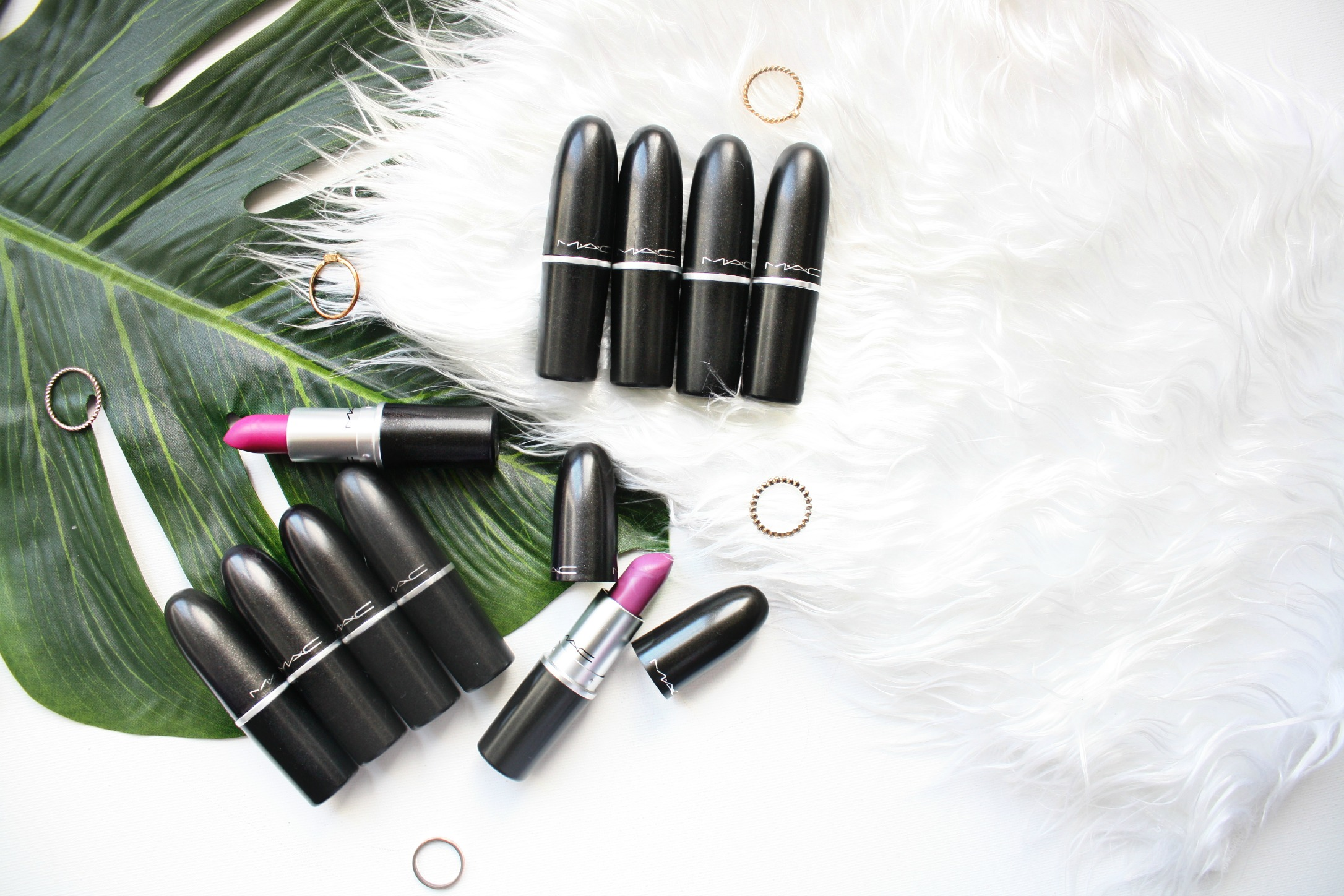 MAC Lipstick Review! I have a big collection but I'm ready to move on! Click to read my review and what lipsticks I want to try next!