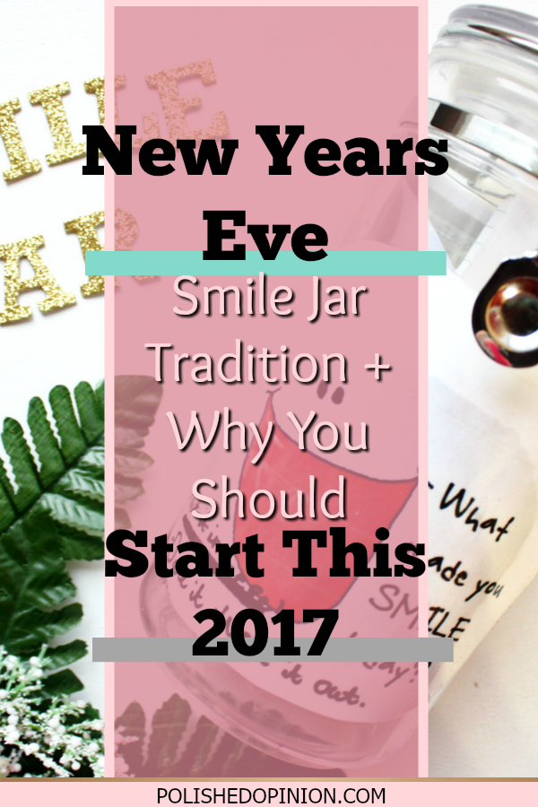 Looking for a new years tradition! Click here to learn more about the Smile Jar Tradition and why you should start it today! PLUS download your FREE Smile Jar Labels!!