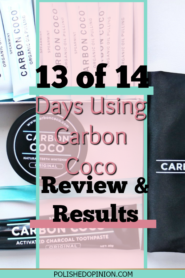 Today, we're talkingTEETH!Another aspect of my #UpgradeMyLife Journey!Review and sharing my results using the Organic Teeth Whitening Kit Carbon Coco!Click to find out my thoughts and see my results!