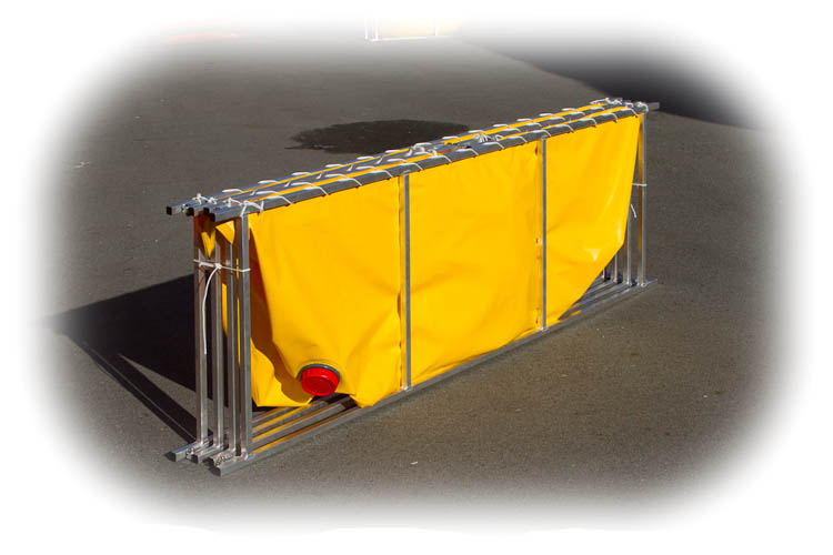 Fordable Frame Tank (Closed)