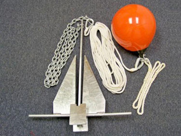 Basic Anchor Assembly