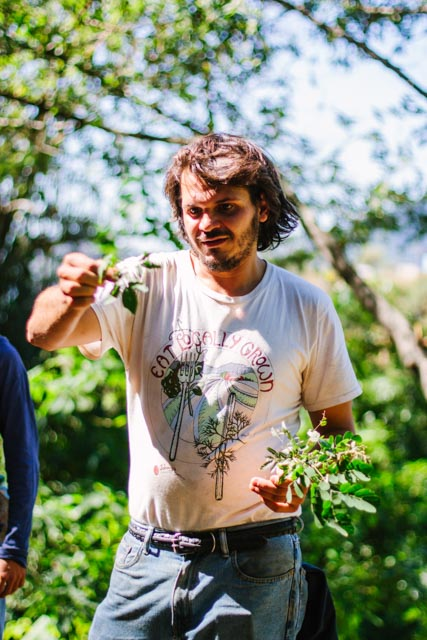 Atitlan Organics Permaculture Workshop