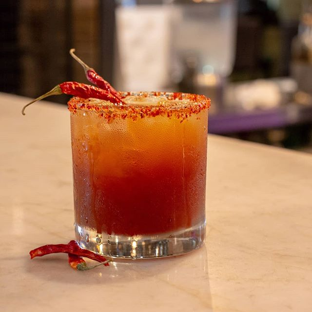 This is the Mexican candy! We use fresh seasonal ingredients to craft our cocktails at Central Bar. So come by for a taste of summer before the leaves fall.