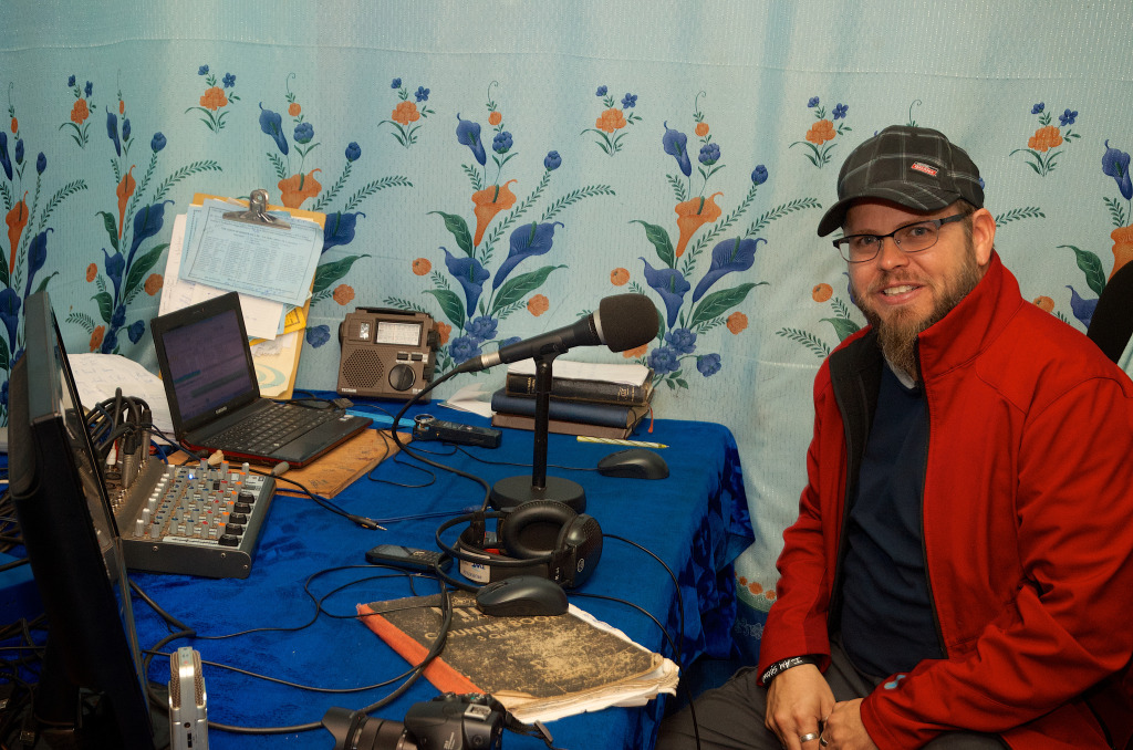Wally of WAY-FM has traveled with Blood:Water to Africa and has raised $1 million since 2012 for our friends in Africa.