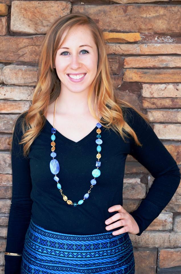 Megan Russom - Marketing Intern