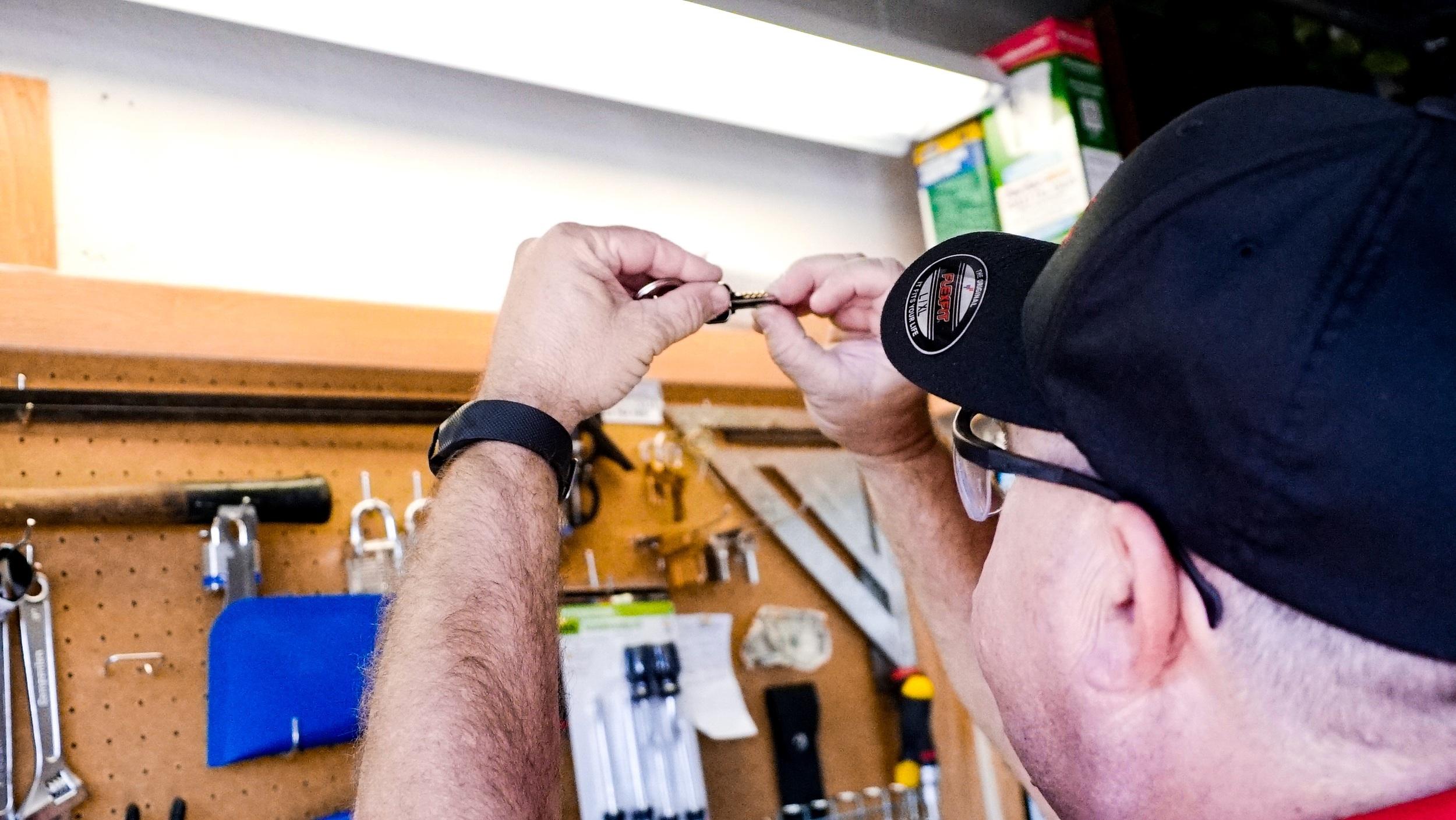 We focus on high quality locksmith work
