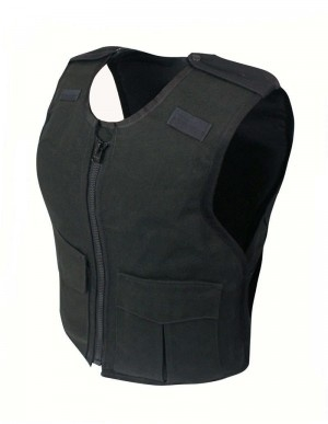 Kevlar vests are available for men, women, and children of all ages and sizes.