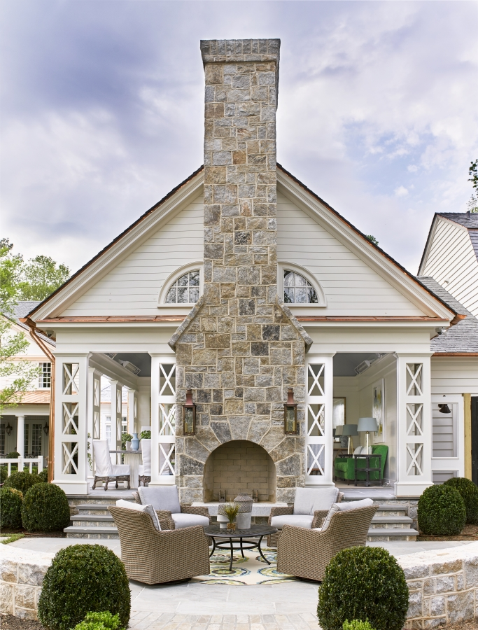 The Outdoor Kitchen styled by Haverty's photo by David Christensen