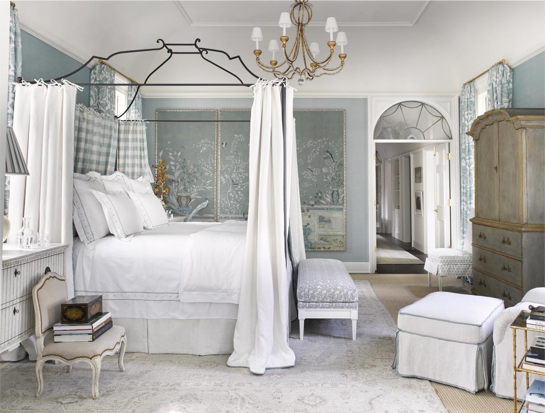 Master Bedroom by Tristan Harstan photo by David Christensen