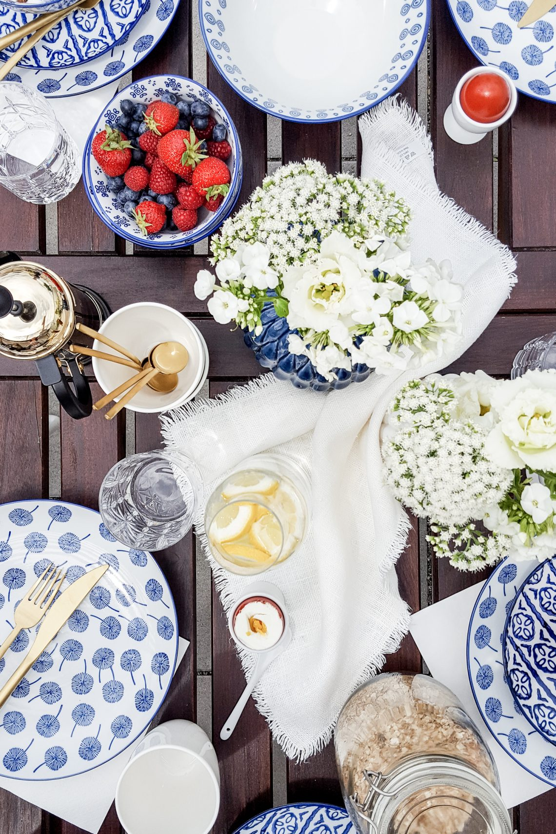 Brunch image from the gorgeous blog,  LoveDailyDose