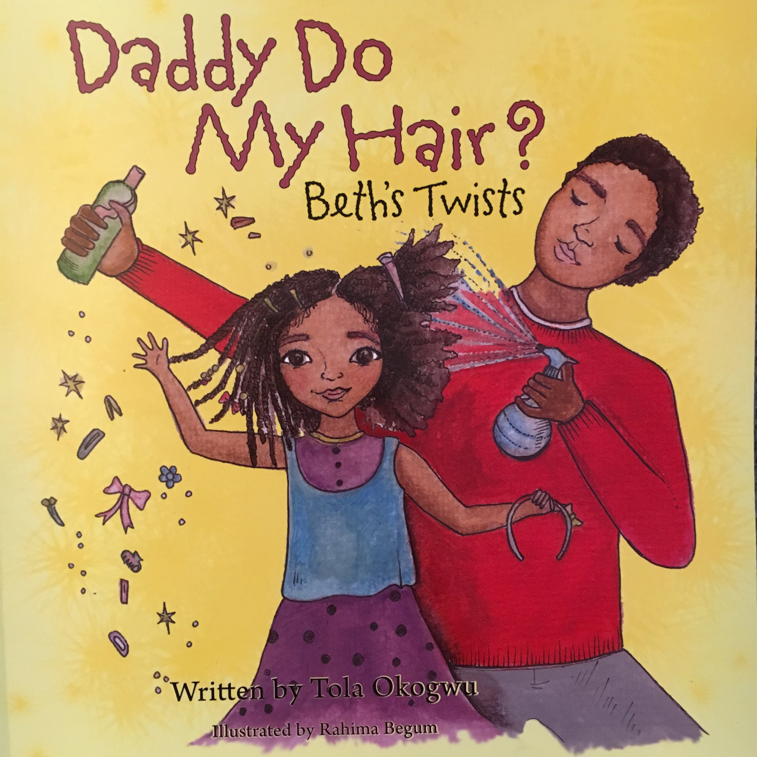 Daddy Do My Hair 1