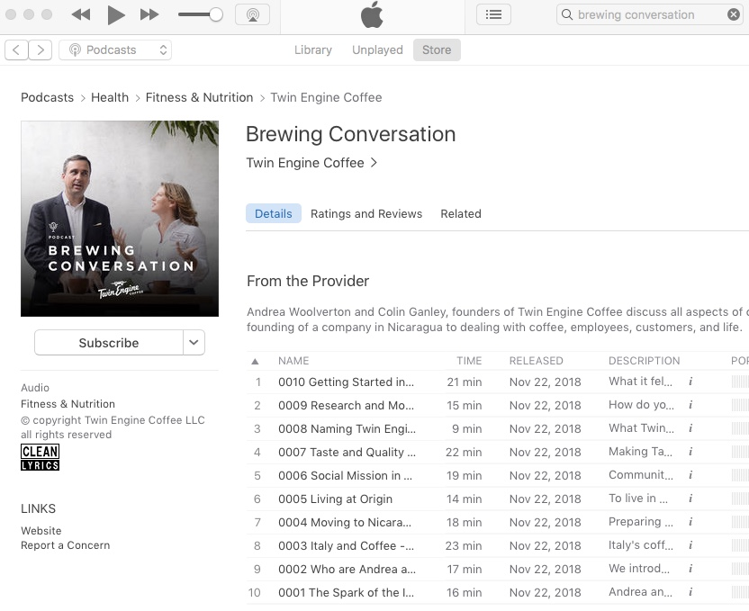 itunes screenshot brewing conversation.jpeg