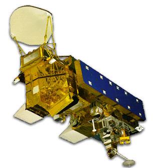 MODIS Sensor  on the  Aqua  satellite. Image courtesy of NASA