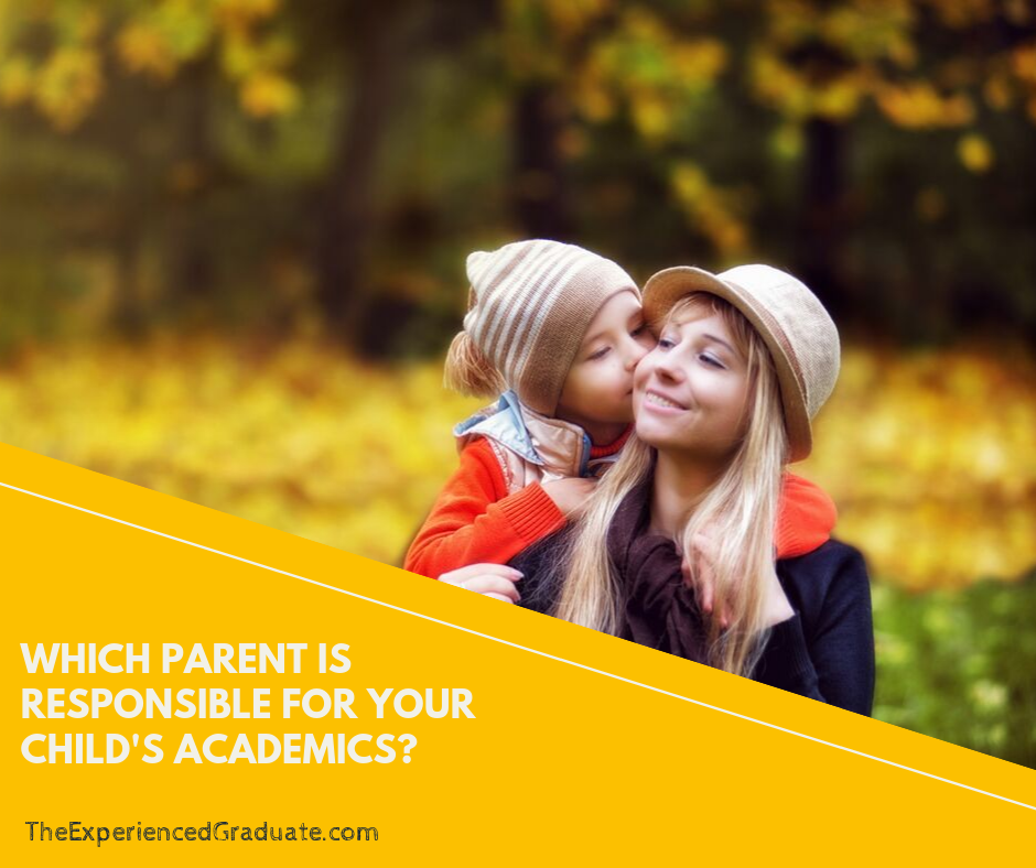 which parent responsible for academics.png