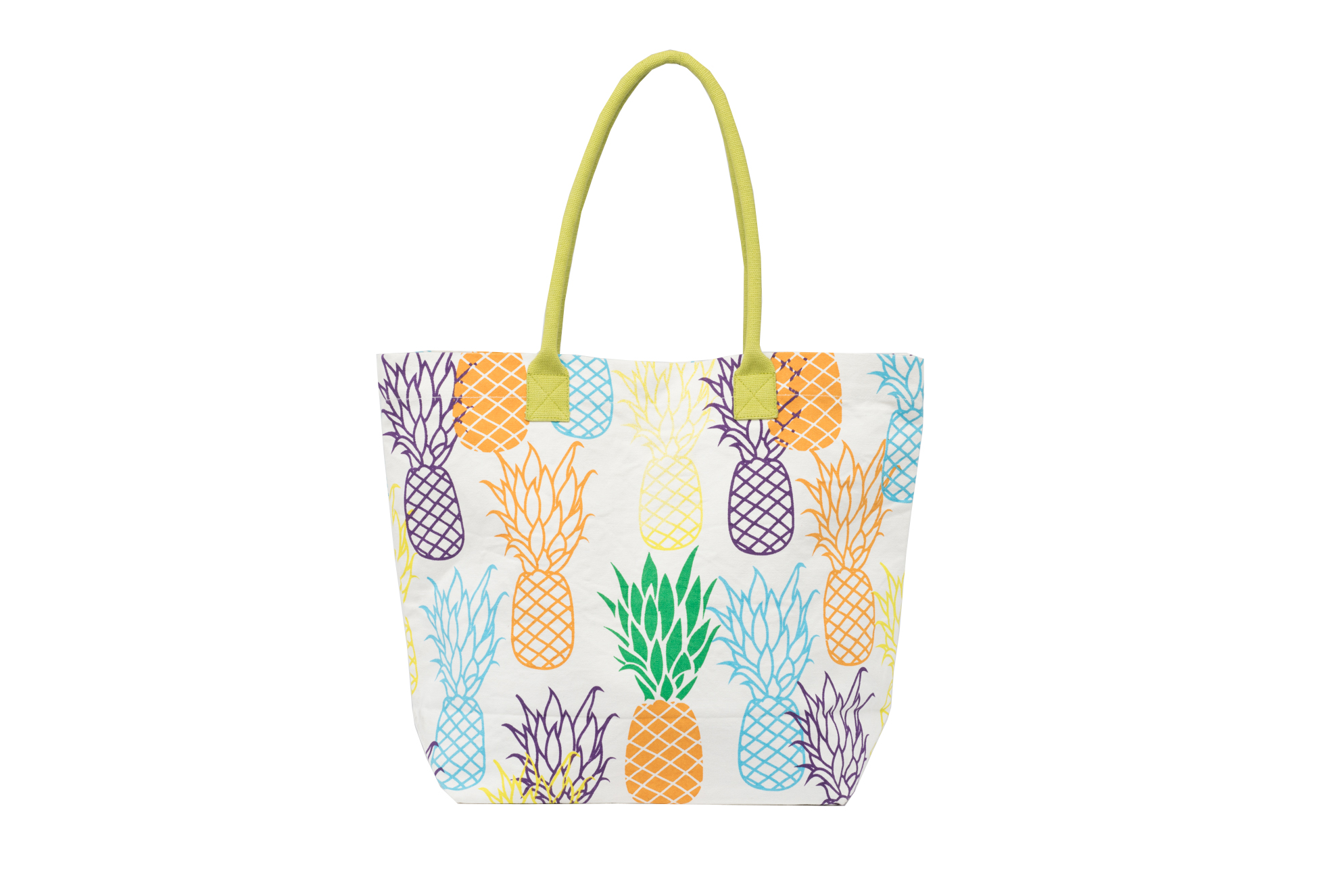 "BB14: H16"" x W20"" x BG6"" (26"" RT Handle, 14 oz organic cotton)"